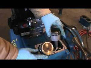 How To Rebuild A Leaky Air Compressor Part 1