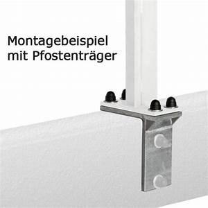Pfostenträger Für L Steine : br gmann l stein montageadapter f r pfostentr ger ~ Eleganceandgraceweddings.com Haus und Dekorationen
