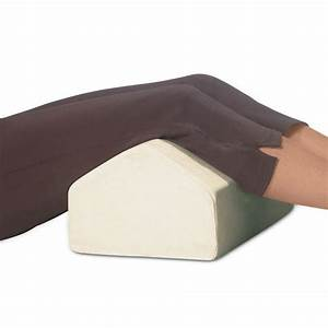 Kego accessories 900292 contour kneezup leg wedge pillow for 30 degree wedge pillow