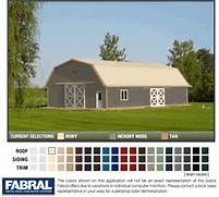 Exterior Options For Metal Buildings by Metal Storage Shed Options Lancaster County Barns