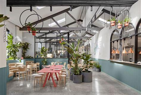 Au79 Café in Abbotsford, Melbourne by Mim Design