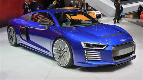 The Audi R8 E-tron Is Dead With Less Than 100 Built