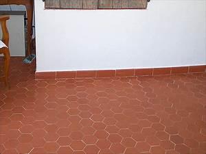 Carrelage Imitation Tomette Hexagonale : fabrication tomette proven ale salernes tomette ~ Zukunftsfamilie.com Idées de Décoration