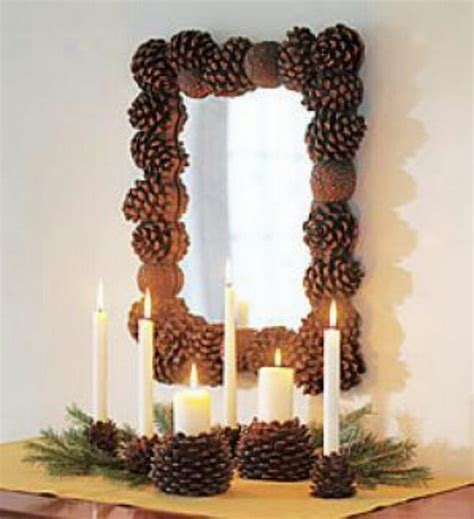 Pine Cone Door Decoration by 30 Beautiful Pinecone Decorating Ideas Amp Tutorials For Holiday