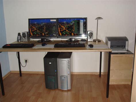 Pc Im Wohnzimmer Integrieren by Computertisch Kabel Verstecken Bestseller Shop F 252 R M 246 Bel