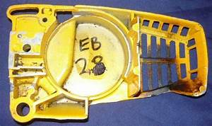 Mcculloch Eager Beaver 2 0 Chainsaw Clutch Cover Only