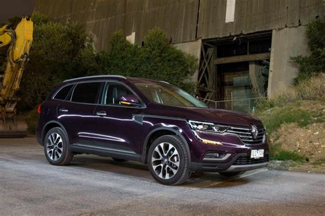koleos renault 2018 2018 renault koleos initiale special edition now on sale