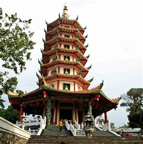 wisata semarang vihara buddhagaya watugong