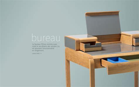 le design bureau petit bureau design bureau blanc laqué lepolyglotte