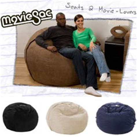 Lovesac Filling by Lovesac Moviesac Seats Two Rolls In A