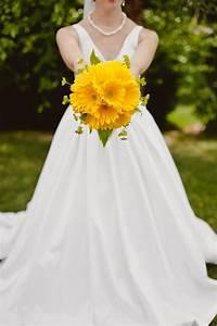 yellow gerbera daisy bouquet Emily Waid photography   6.23 ...