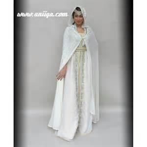 robe de mariage orientale robe orientale mariage avec cape blanche caftan 2016