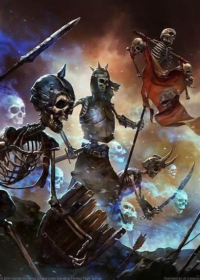 Skeleton Warriors Warrior Artstation Fantasy Jb Medieval