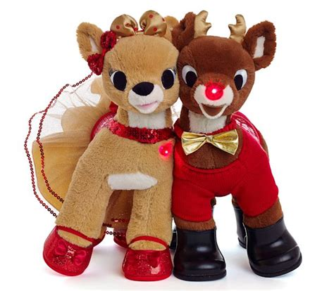 Build a Bear Workshop Rudolph