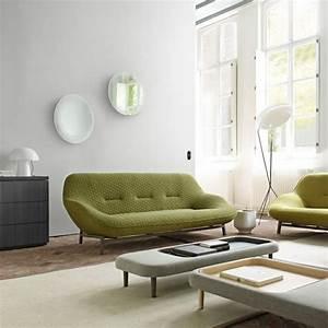 Canape moderne 75 modeles pour un salon tendance for Tapis moderne avec petit canapé ancien
