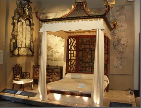 Awesome Oriental Chinese Style Bedroom Design With