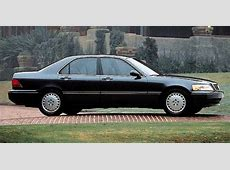 1997 Acura 35 RL Review