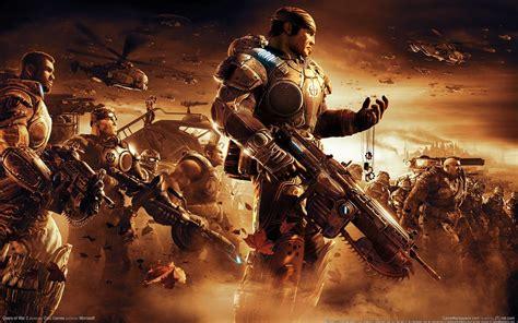 Gears Of War Wallpaper Hd ·①