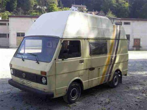 Vw Lt 28 Wohnmobil Gebraucht H Kennzeichen Wohnwagen Wohnmobile