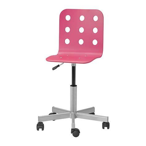 chaise bureau enfants jules chaise de bureau enfant gris argent ikea