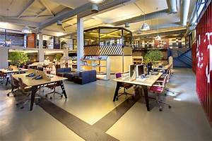 Great office design innovative office design to give for Innovative office ideas