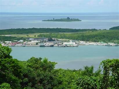 Pohnpei Micronesia Palikir Island Federated States Airport