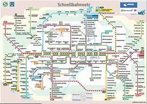 Sbahn München Plan : munich subway map ~ Watch28wear.com Haus und Dekorationen