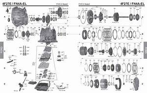 Transmission Repair Manuals 4f27e
