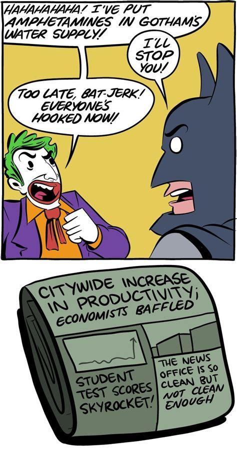 The Joker's Plot : funny