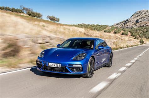 Review Porsche Panamera by 2018 Porsche Panamera Turbo S E Hybrid Sport Turismo
