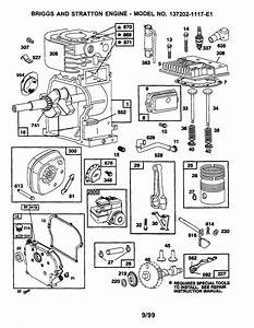 Best Briggs And Stratton 550 Series Carburetor Diagram  U0026ec84  U2013 Roccommunity