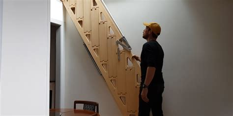 Foldable Stairs Industrial Designer by A Minimalist Lifestyle On Flipboard By Jorin Cowley