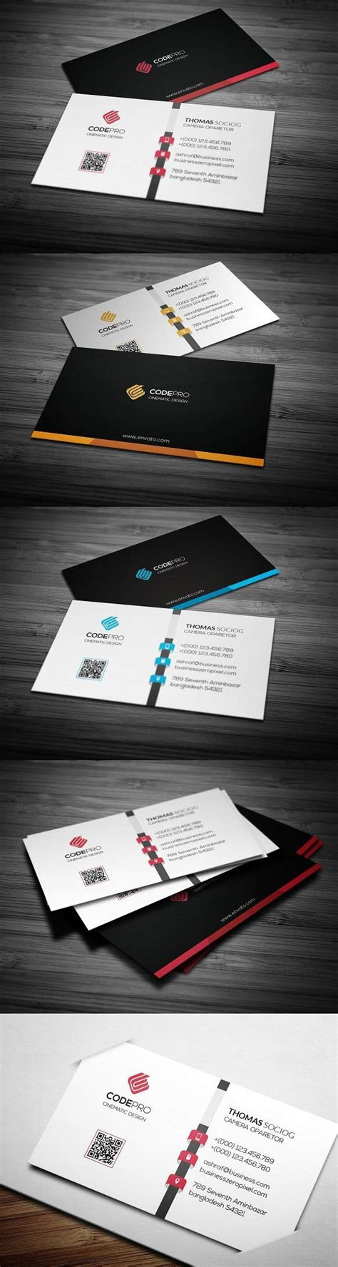 code pro business card business card templates business