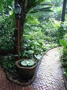 Allée De Jardin Pas Cher : allee de jardin dans les jardins exotique bali indonesie ~ Premium-room.com Idées de Décoration