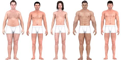 How The 'perfect' Male Body Has Changed  Business Insider