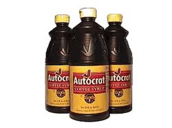 With the growing trend, coffee syrup entered into commercial production from early 1920s. Autocrat Coffee Syrup, 3, 16oz Bottles www.onlyinrhodeisland.com | Autocrat coffee syrup, Rhode ...