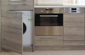 Waschmaschine In Der Küche : einbauk che klein aber fein schreiner ba m beldesign m nchen ~ Markanthonyermac.com Haus und Dekorationen
