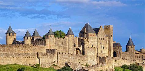 cultureel ontdekkingsweekend carcassonne met  toegang tot het kasteel en de wallen van de