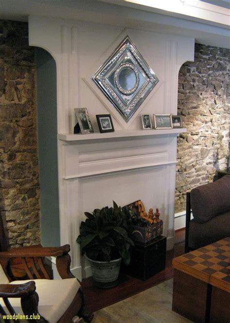 fireplace mantel plans images  pinterest fireplace ideas fireplace mantels  mantles