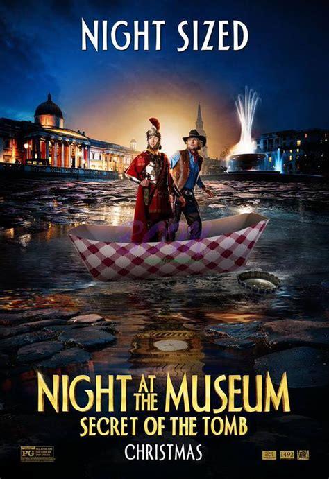 night   museum  poster photo night