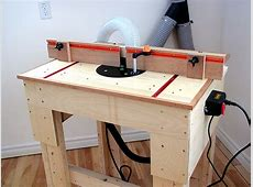 Router Table Plan Easy Effective And Introverted Methods