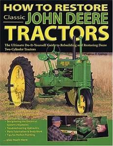 John Deere Tractor Repair Manual  John Deere Tractor