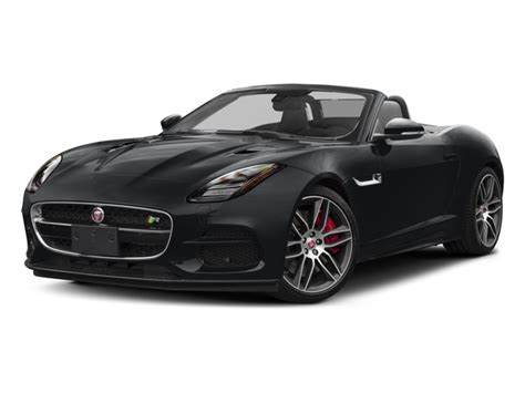 2018 Jaguar F-type Convertible Automatic 380hp Lease 79