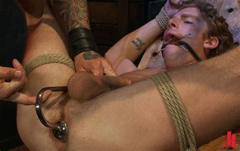 Bound Gods Gay Sex Slave Forced To Fuck In Bdsm Sex And