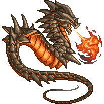 Dragon Cave - Dragon - PyroXenowyrm24
