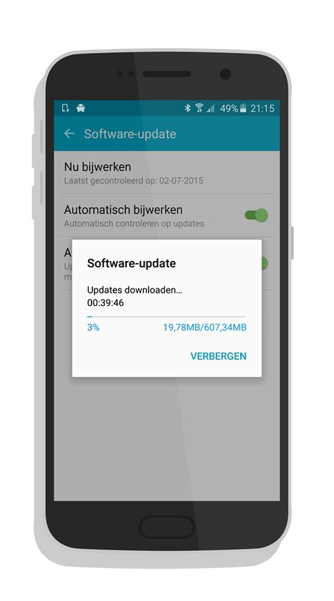 android galaxy s6 android 5 1 1 voor samsung galaxy s6 edge in nederland
