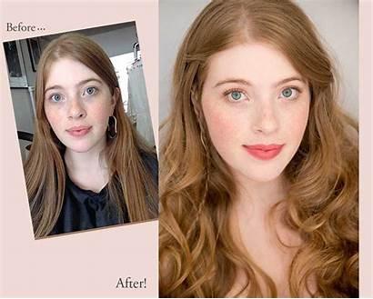 Makeup Before Mortuary Hair Natural Restorative Bohemian