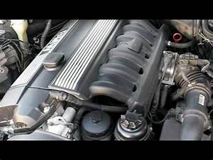 Bmw 520i E39 : bmw 520i e39 m52 cold engine noise youtube ~ Medecine-chirurgie-esthetiques.com Avis de Voitures