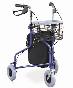 China Medical Equipment 3 Wheel Rollator Suppliers