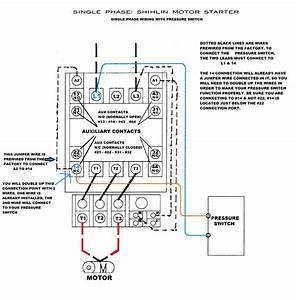 Nema Size 1 Starter Wiring Diagram